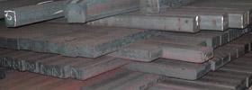 стальной квадрат и полоса